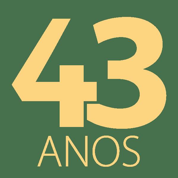 Accor - 43 anos de atuação
